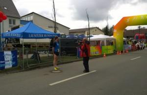 Marathon Burg Sieger