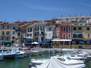 Cassis Hafen 4